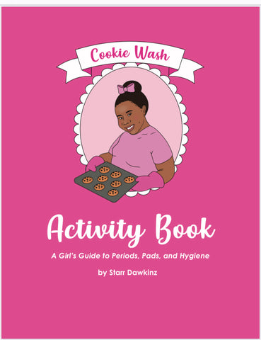 Girls Activity Books