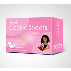 Cookie Sheets ( 20 super pads)