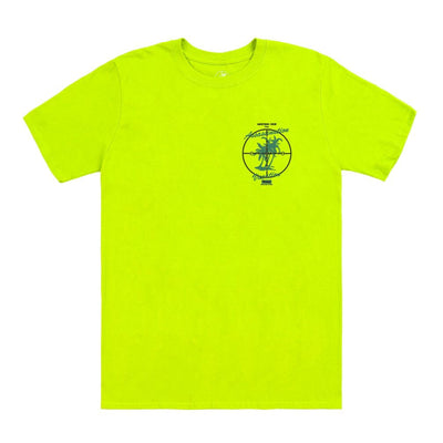 Target Tee Safety Yellow