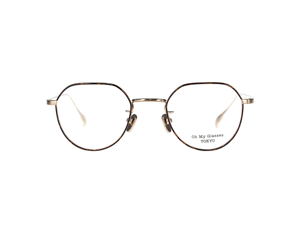 Oh My Glasses - Barry omg-105-DM-46【Pre-order Now】