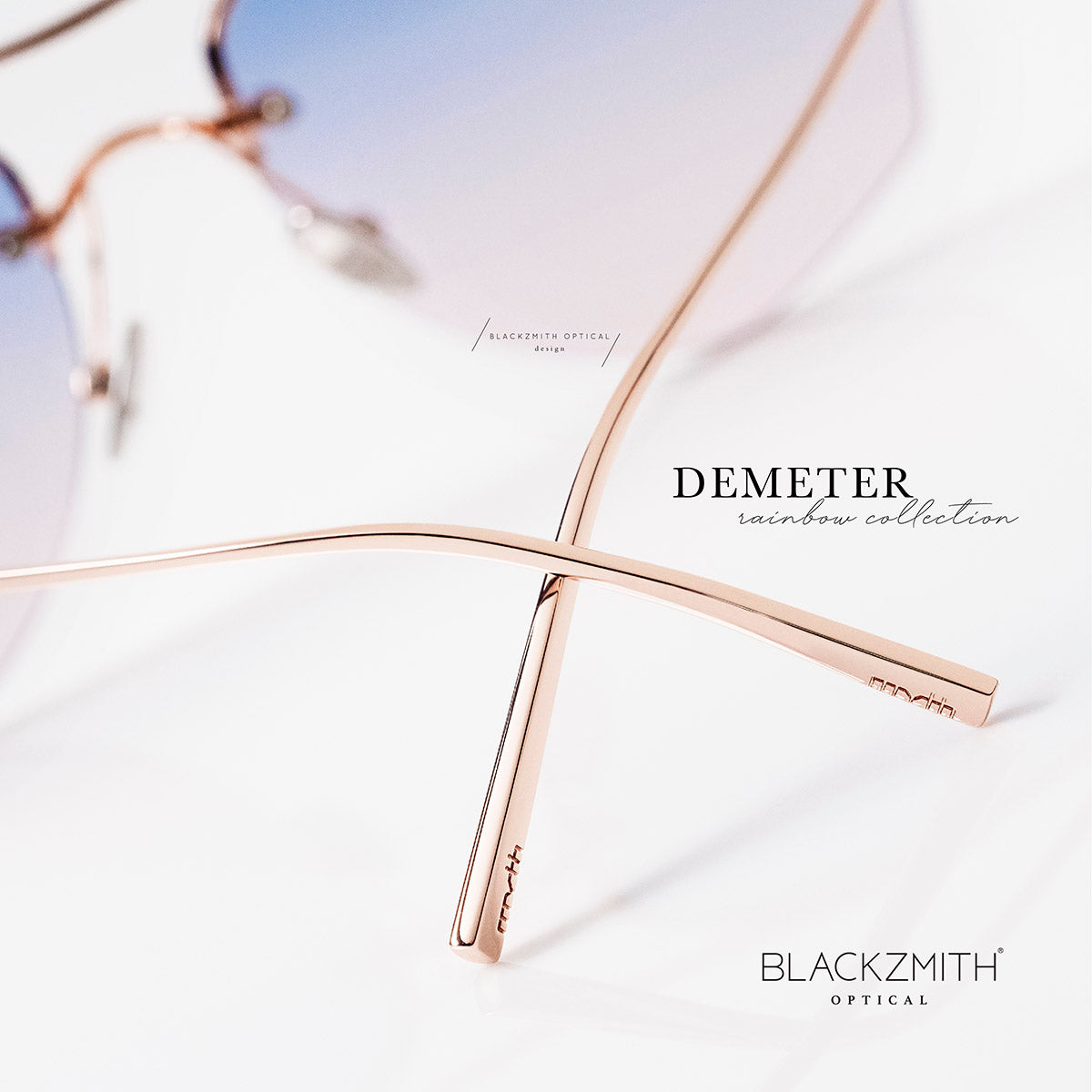 MYTH - Rainbow Collection - BZO1880 Demeter R12【 Blackzmith Exclusive Limited Edition】