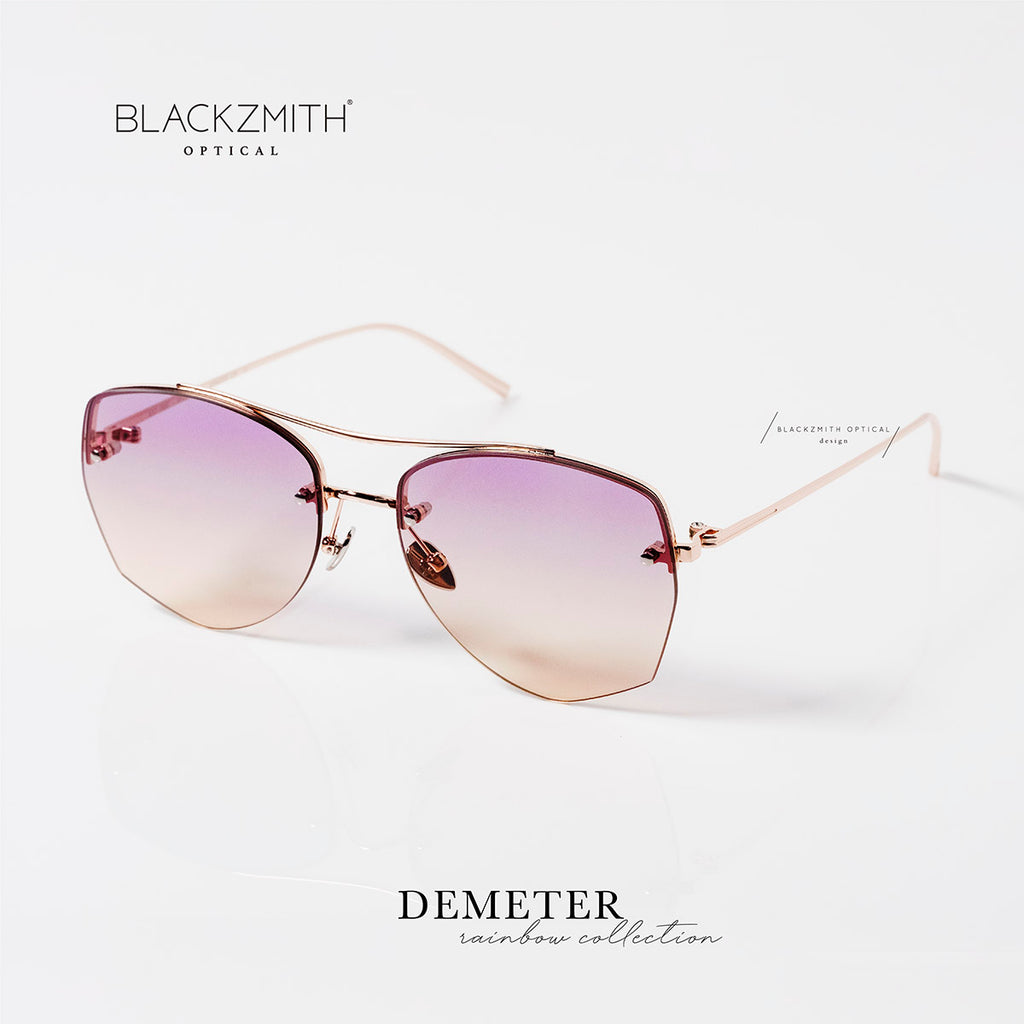 MYTH - Rainbow Collection - BZO1880 Demeter  R7【 Blackzmith Exclusive Limited Edition】