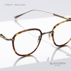 Mr. Leight - Griffith CL 46 Maple-Summit-Antique Silver Gold