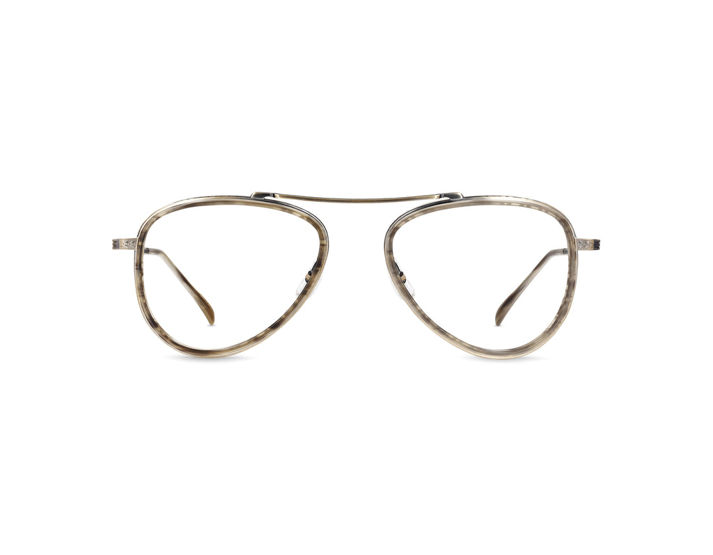 Mr. Leight - Ichi C 49 Greywood-Antique Silver Gold