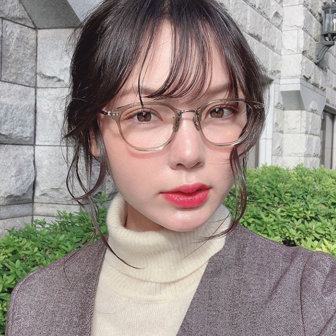 Oh My Glasses - Sarah omg-120-GRY-48【Seem Collection】