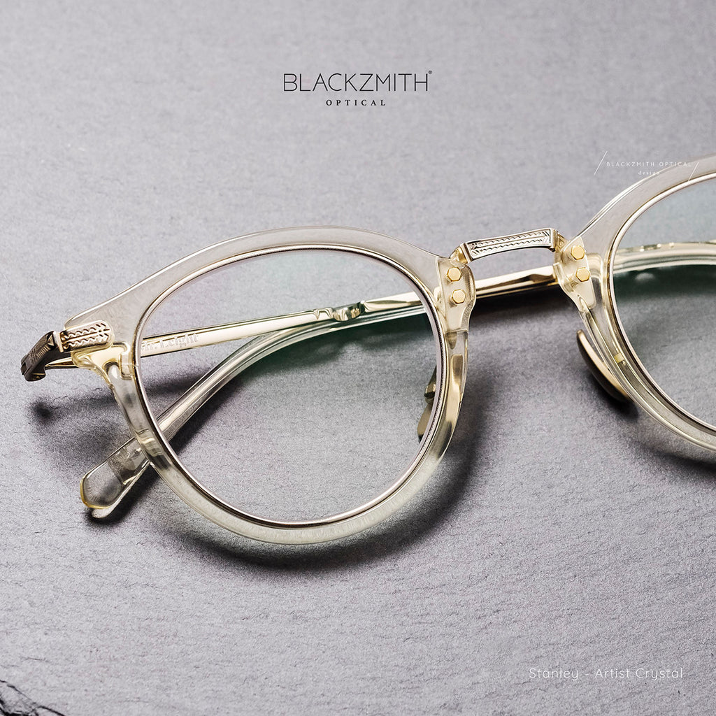 Mr. Leight -Stanley M4022 Artist Crystal -12 WG【Blackzmith Exclusive】