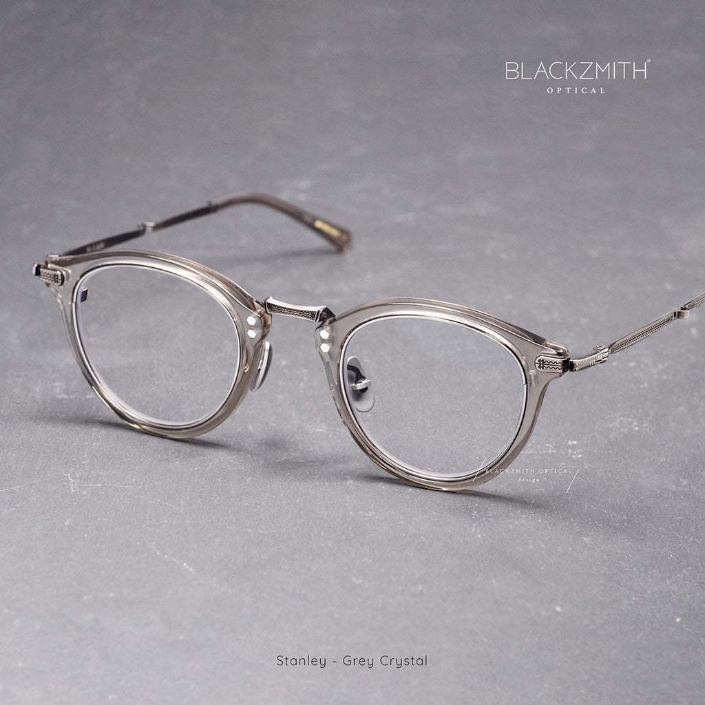 Mr. Leight - Stanley M4022 Grey Crystal-Pewter【Blackzmith Exclusive】