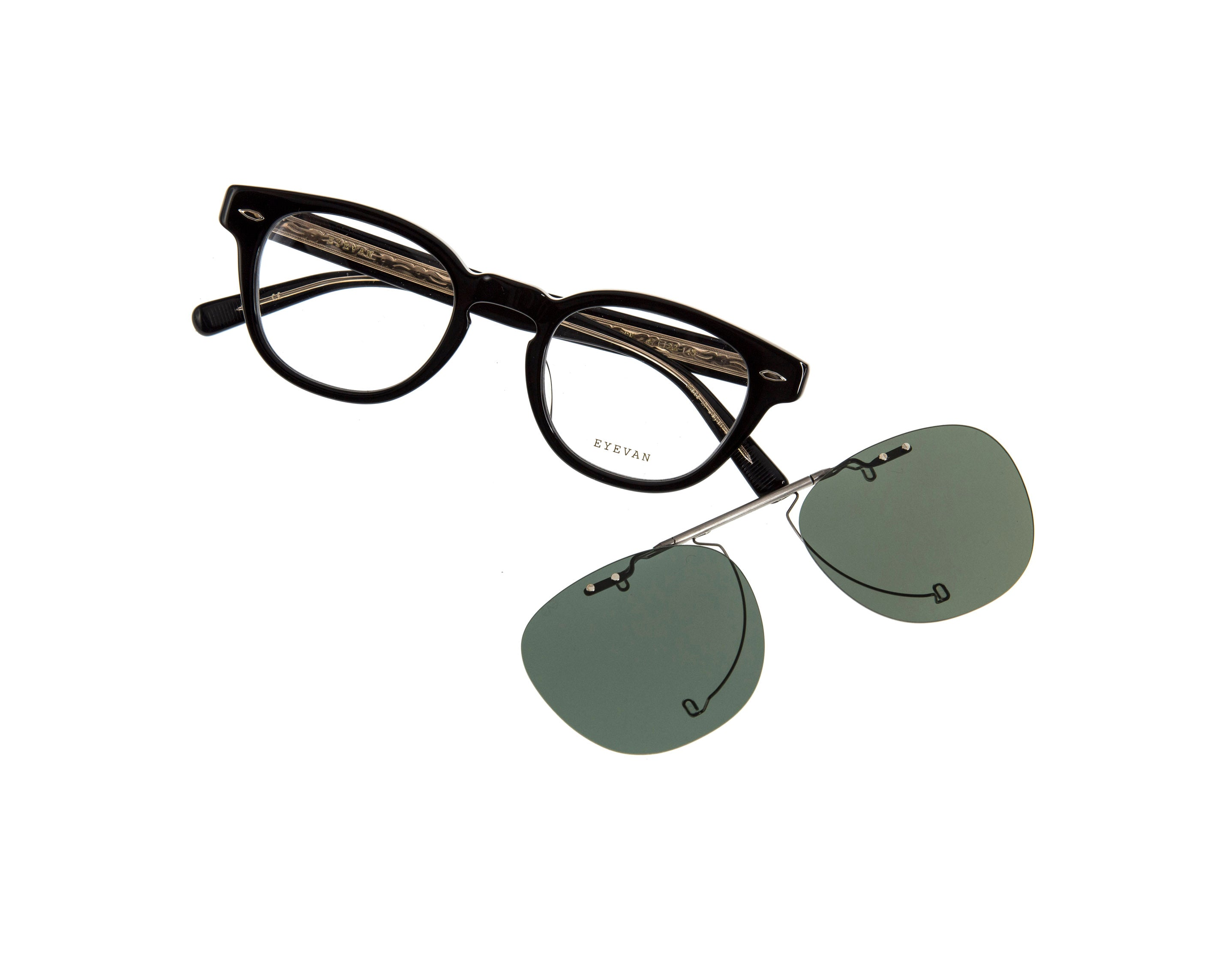 【新品】Webb PBK (47) with Green Lens (Clip Set)