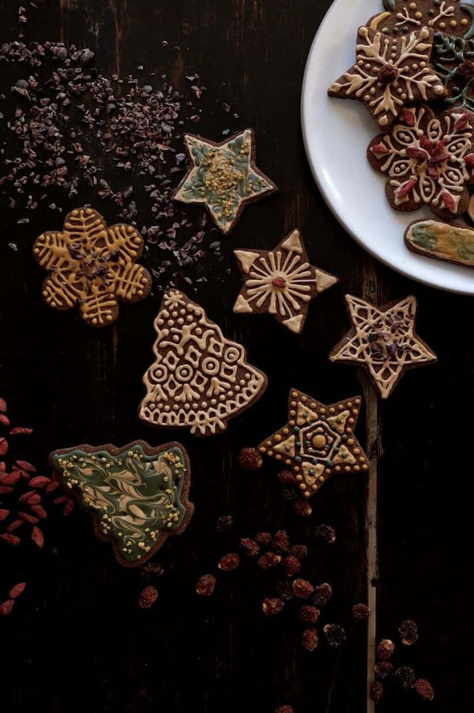 SUPERFOOD GINGERBREAD