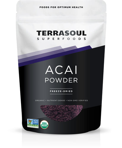 Acai Berry Powder (Freeze-Dried)