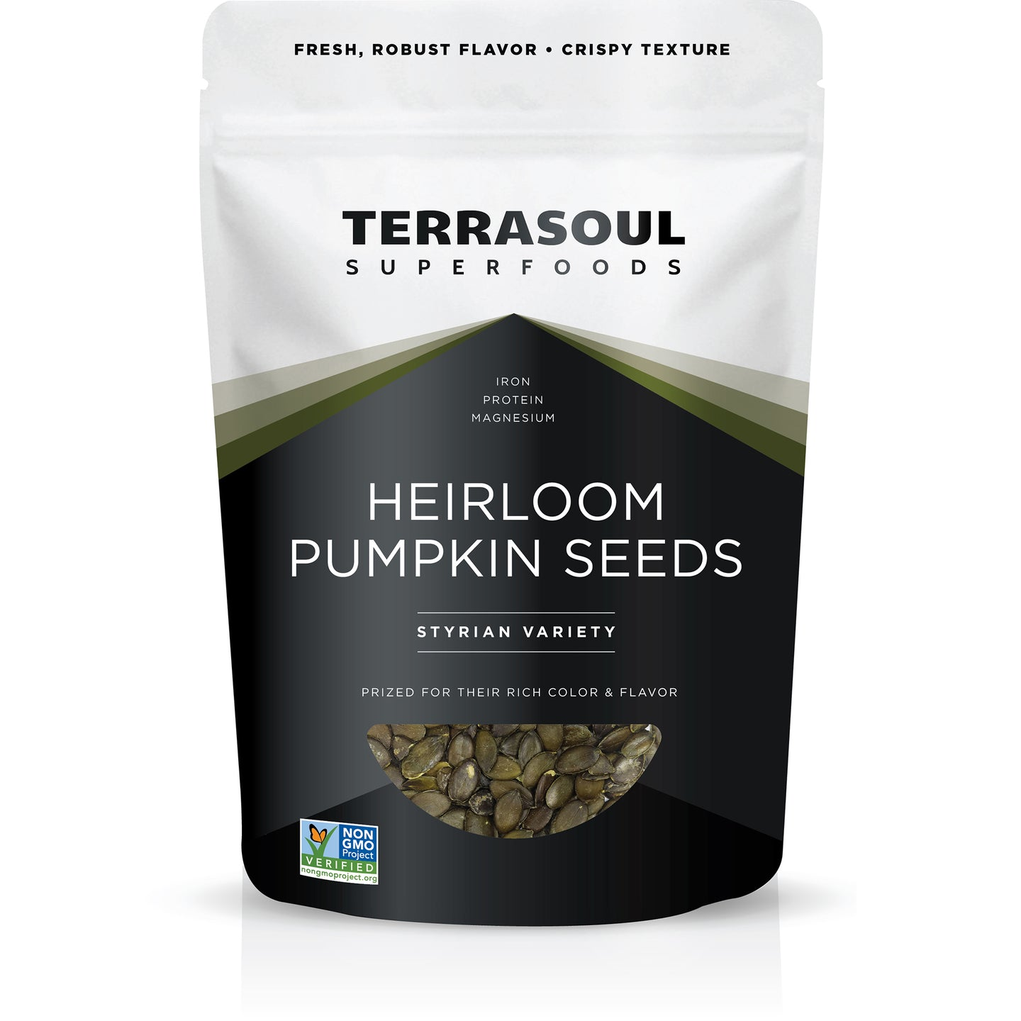 Pumpkin Seeds (Heirloom)