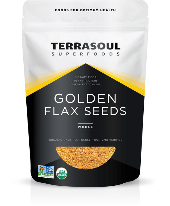 Flax Seeds (Golden)