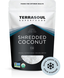 Coconut Shreds (Fine)