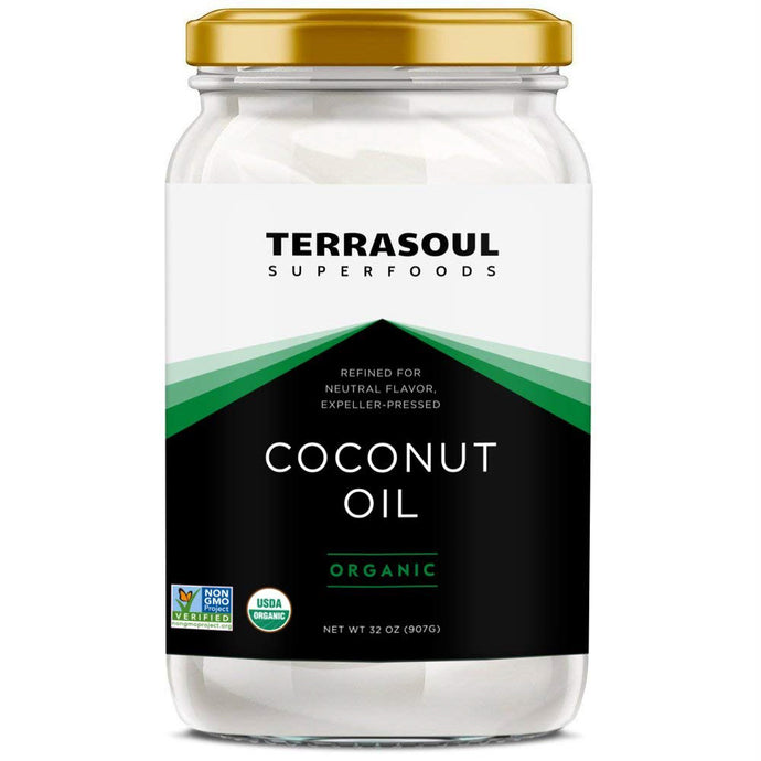 Coconut Oil (Refined, Bleached, Deodorized)
