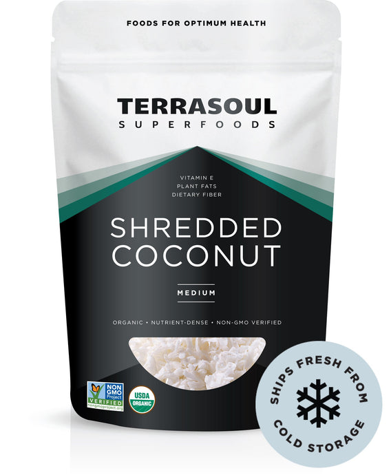 Coconut Shreds (Medium)