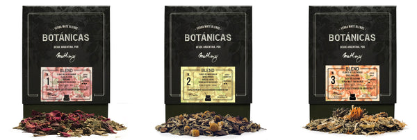 Botánicas. Blend by Mathienzo. Tester x3