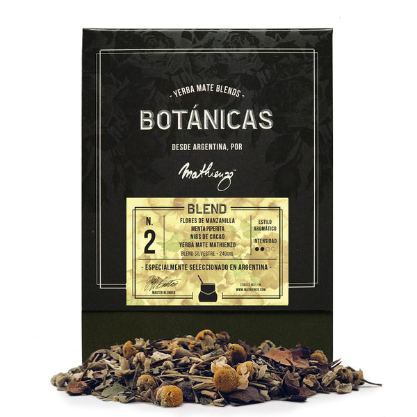 Botánicas. Blend by Mathienzo. n2