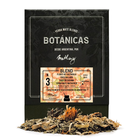 Botánicas. Blend by Mathienzo. n3
