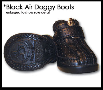 Air Dog Boots | Chloe Cole Pet Couture