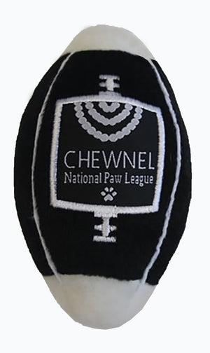 Chewnel Football Dog Toy