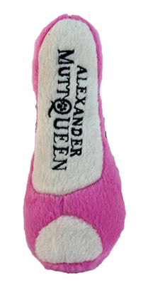 Alexander Muttqueen Small Pink Dog Shoe Toy