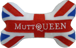 Muttqueen Bone Dog Toy