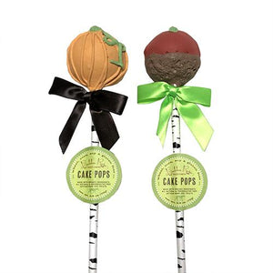 Fall Cake Pops for Dogs (4 Pack)