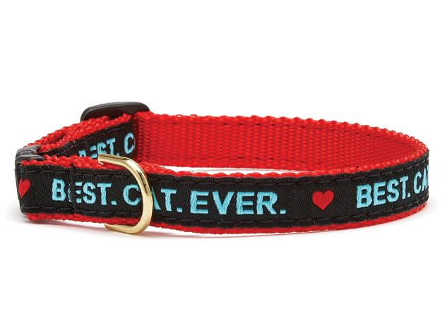 Best Cat Ever Cat Collar