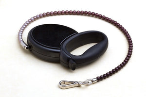 Black Retractable Leash
