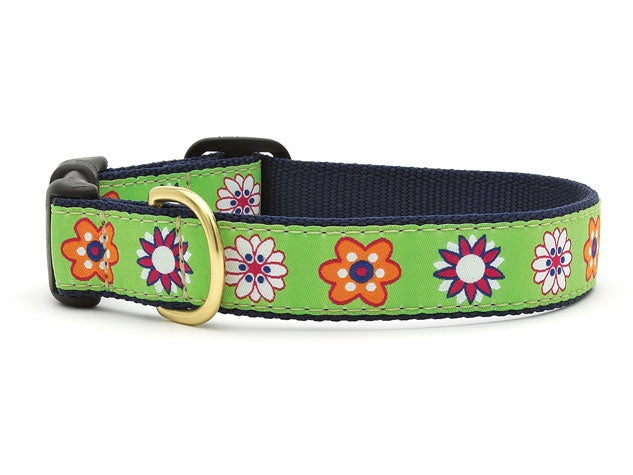 Bloom Dog Collar