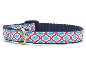 Blue Kismet Cat Collar