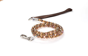 Topaz (Brown) Fireball Leash