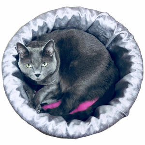 Luxury Bodacious Bucket Cat Bed (Custom)