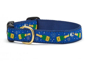 Champagne Dog Collar