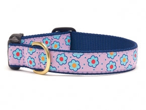 Flower Field Cat Collar