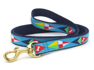 Sail Flags Dog Leash