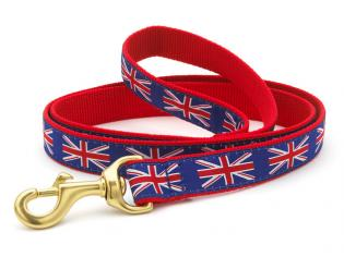 Union Jack Dog Leash