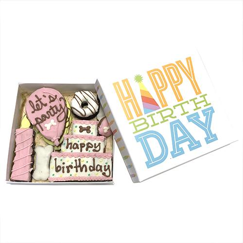 Pink Birthday Party Box