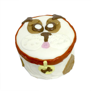 Dog Baby Cake in a Box