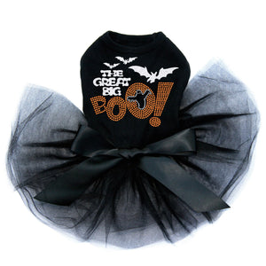 The Great Big Boo! - Tutu - Black, Pink or Red