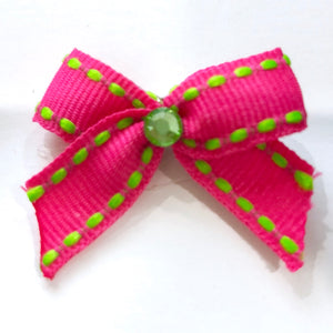 Mini Cutesy Dog Hair Bow