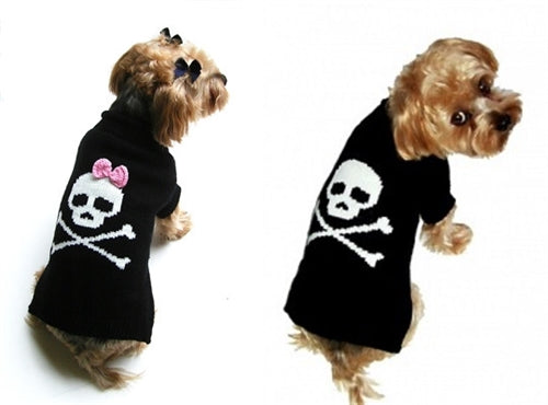 Jolly Roger Skull Sweaters - Boy and Girl