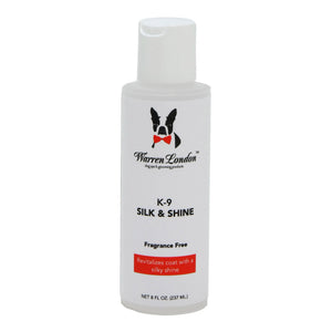 Silk and Shine Pet Conditioner