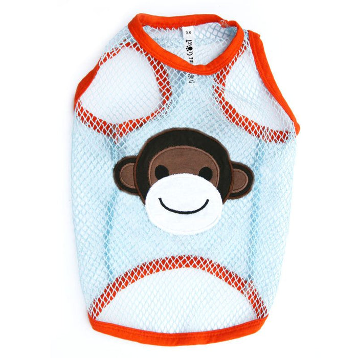 Lahaina Fishnet Monkey Dog Tank