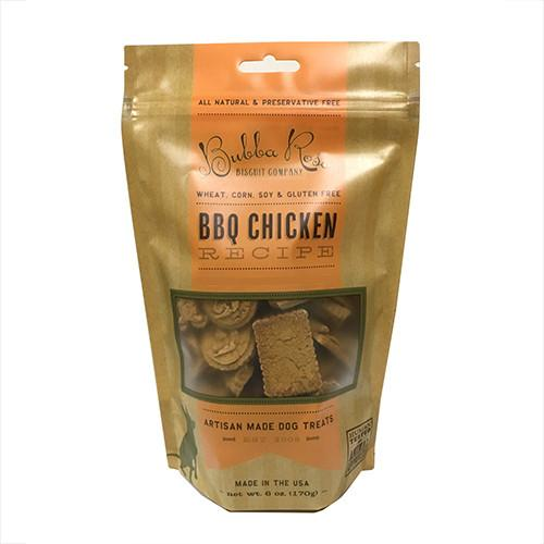 B.B.Q. Chicken Dog Biscuits (2 Pack)