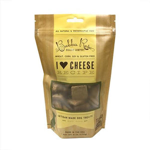 I heart Cheese Dog Biscuits (2 Pack)