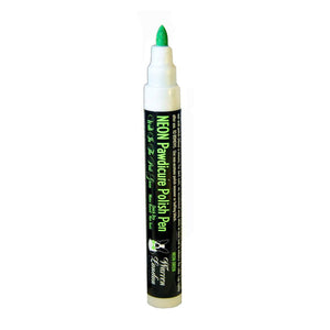 Neon Green Pawdicure Polish Pen