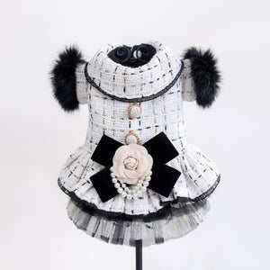 Paris Dog Dress Coat