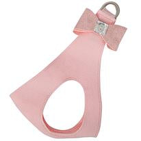 Puppy Pink Glitzerati Big Bow Step in Harness