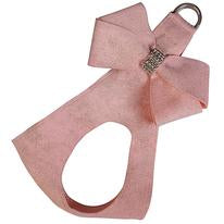Puppy Pink Glitzerati Nouveau Bow Step In Harness